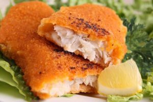 Готовим вкусный сырный кляр для рыбы, отбивных, курицы