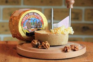 Как используется и с чем есть сыр Тет де Муан