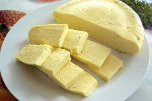 Как приготовить козий сыр в домашних условиях