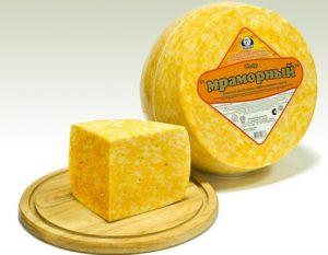 Какие готовят мраморный сыр и какие его особенности