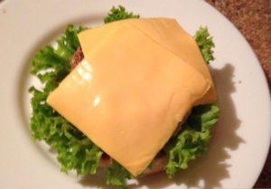 Какой сыр лучше всего подойдет для бургеров