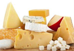 Можно ли замораживать твердый сыр