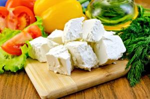 Пошаговое приготовление сыра «Фета» в домашних условиях