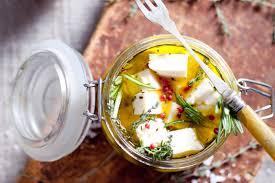 Пошаговые рецепты маринованного сыра