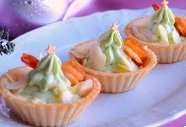 Готовим вкусные тарталетки с авокадо и творожным сыром