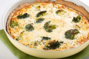 Как можно приготовить брокколи с сыром