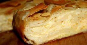 Как приготовить Сабурани с сыром