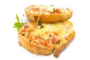 Как сделать гренки с сыром в домашних условиях