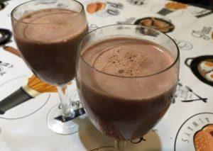 Как сделать суфле из ряженки и какао в домашних условиях