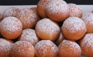 Как сделать сырные пончики в домашних условиях